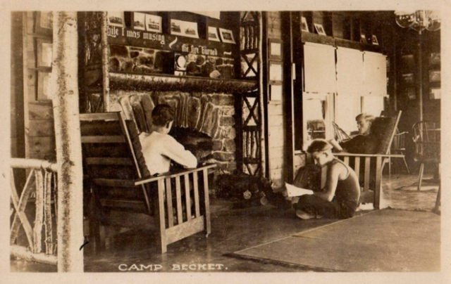Becket Fireplace