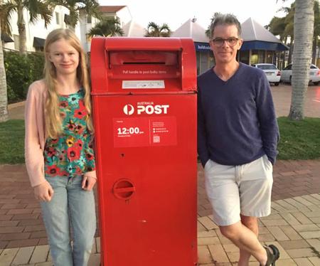 Ingrid Brad Aussie PO Box