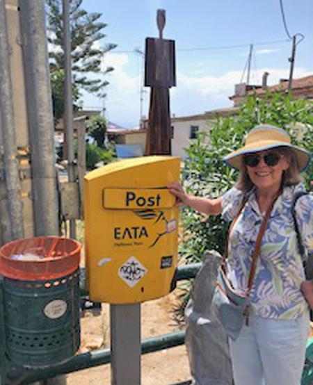 PO Melissa in Greece