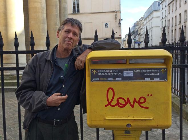 Robert Blades Paris