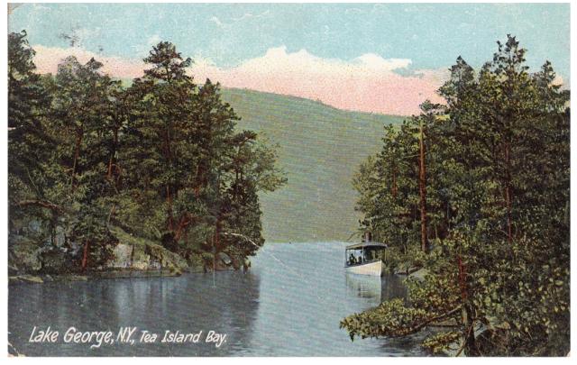 Tea Island Bay
