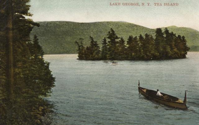 Tea Island NEW