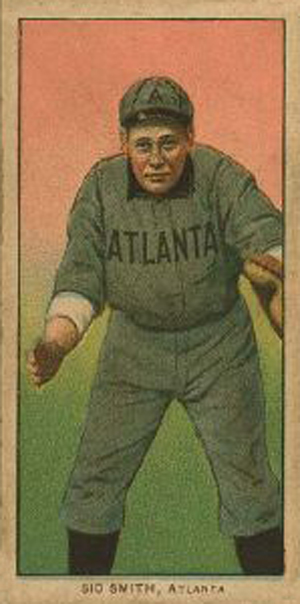 Smith Baseball Card