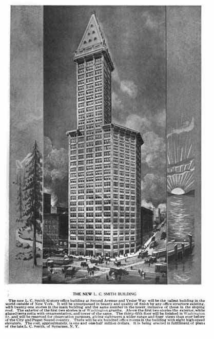 Smith Tower 1912