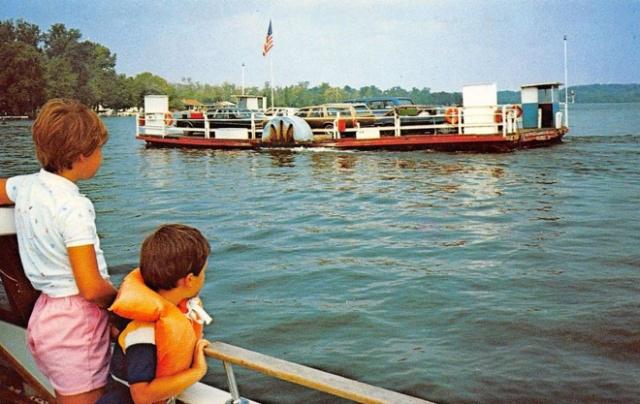 Stow Ferry 1970s