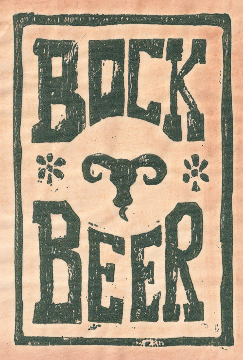 Beer Bock