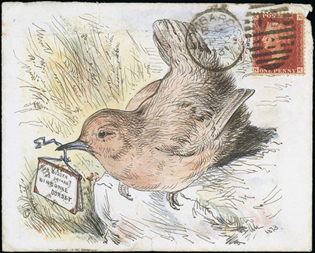 1873 Bird Holds Address